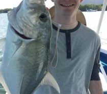 ESTUARY FISHING FOR TREVALLY