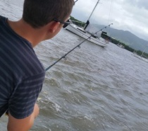 ESTUARY FISHING IN TRINITY INLET CAIRNS