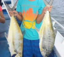 FISH TALES CHARTERS ESTUARY FISHING FOR GRUNTER.JPG