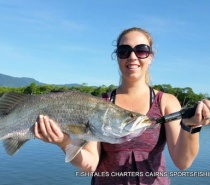 Barramundi fishing in Cairns