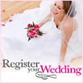 Register Your Wedding