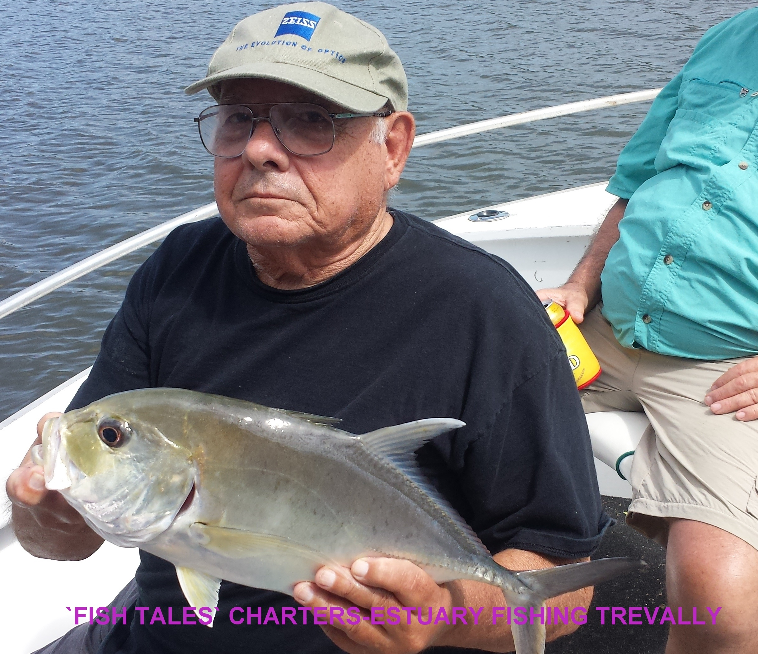 Fish tales charters trinity beach tourism town find for Fish tales charters
