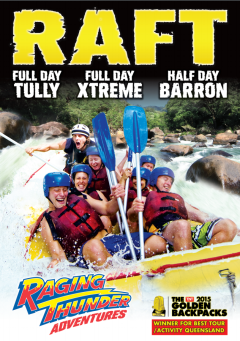 Barron Half Day Rafting