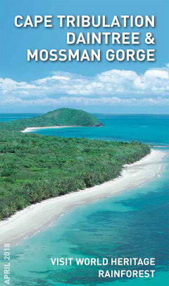 Daintree Rainforest, Cape Tribulation,  & Mossman Day Tour