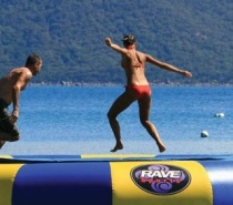 Our famous Ocean Tramp, just one of the activities we offer!