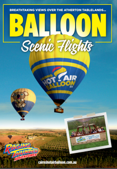 Scenic Balloon Flight