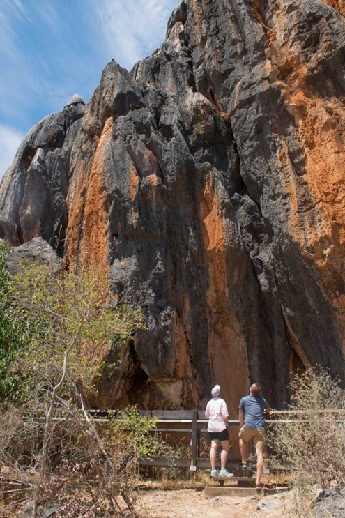 CHILLAGOE SMELTERS & FAMOUS CHILLAGOE CAVES