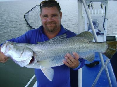 Sports Fishing Tour Cairns