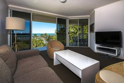 2 Bedroom Oceanview & Gardenview Apartments