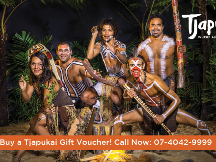 Buy Gift Vouchers for Tjapukai