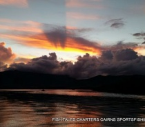 Sunrise over Trinity Inlet Cairns
