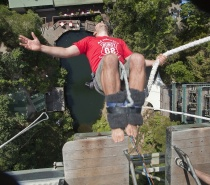 Backflip at AJ Hackett Cairns