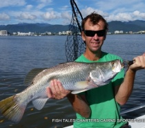 BARRAMUNDI FISHING CAIRNS, FAR NORTH QUEENSLAND